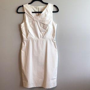 NWT J Crew Collection White Dress